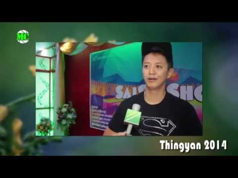 Myanmar Celebrities & Thingyan Festival (Part One)