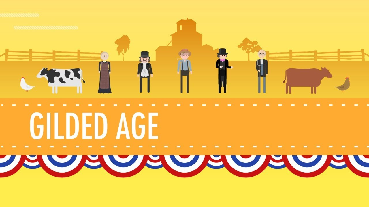 All About Americas Gilded Age