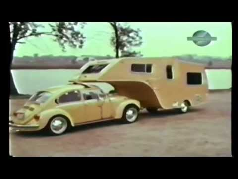 vw bug  wheel trailer  forgotten volkswagen camper    kind vw accessory youtube