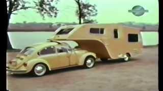 VW Bug Fifth Wheel Trailer Found. 1 Of A Kind Volkswagen
