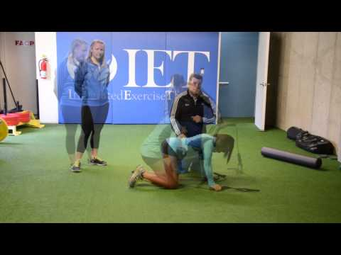 IET - Integrated Exercise Therapy (Series I Part 3 of 3)
