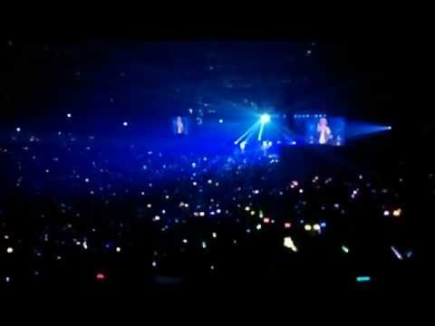 Bruno Mars - When I was Your Man (2014 Live in Seoul)