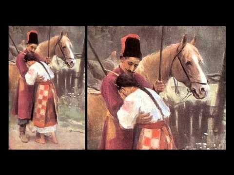 Ой гірка калина (Ukrainian Cossack song)