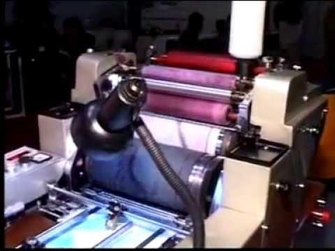 web offset printing machine pdf