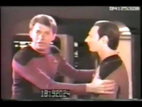 Star Trek TNG/DS9/VOY Bloopers