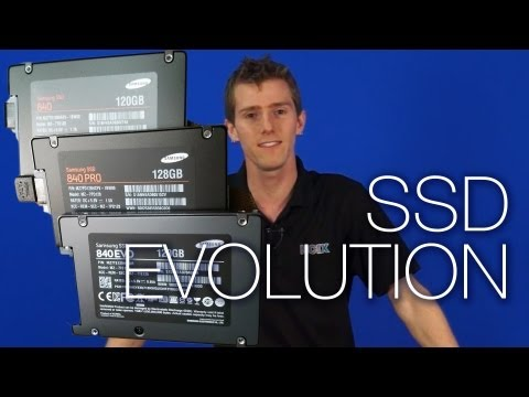 Samsung 840 EVO SSD - How does it compare?