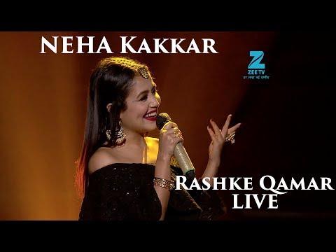 Neha Kakkar   Rashke Qamar LIVE   Riya   SaReGaMaPa Lil Champs