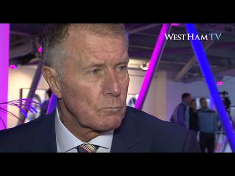 West Ham United legend Sir Geoff Hurst