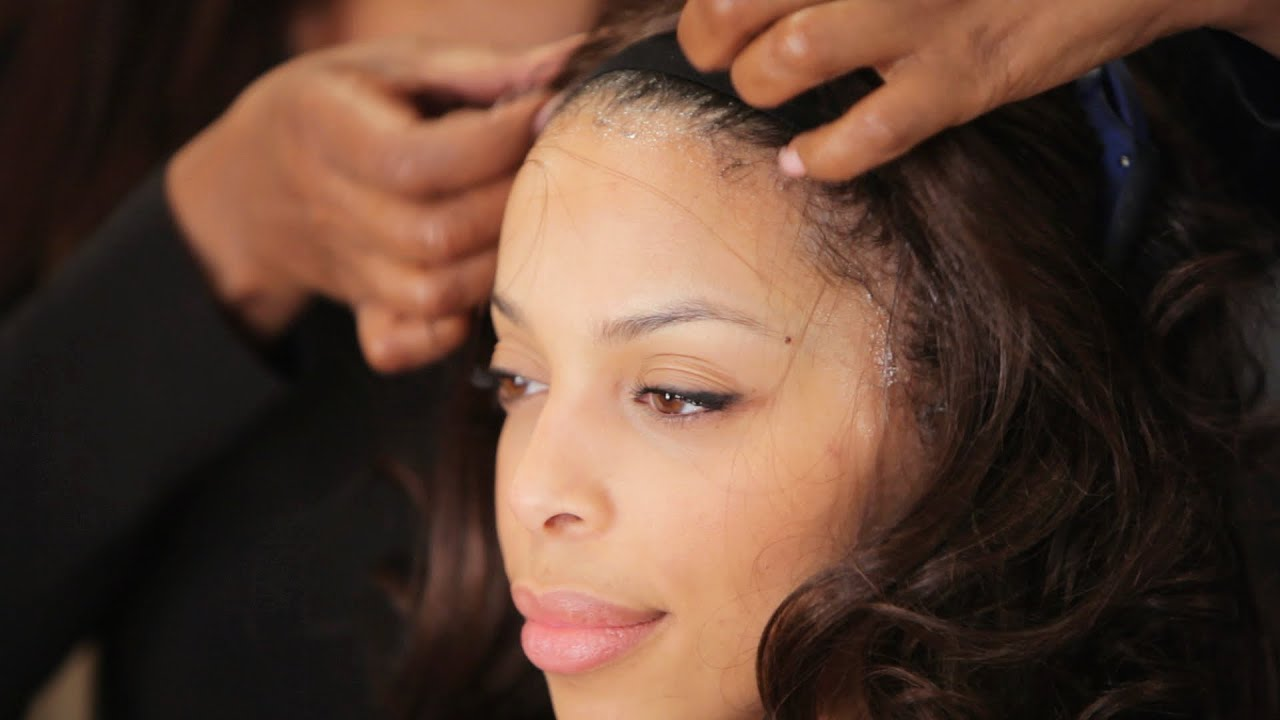 How To Take Off A Lace Front Wig Black Hairstyles Youtube