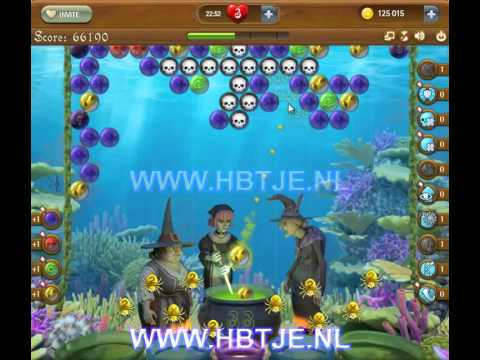 Bubble Witch Saga level 159