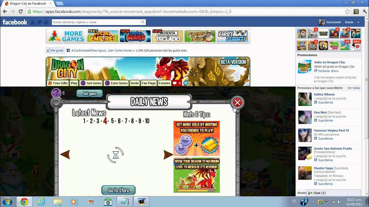 de dragon city para granjas infinitas con cheat engine 6.2 - YouTube