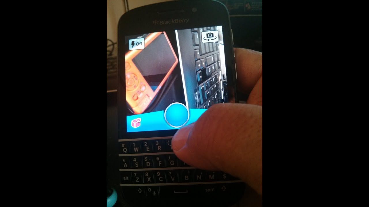 How To Get Snapchat On A Blackberry Z10
