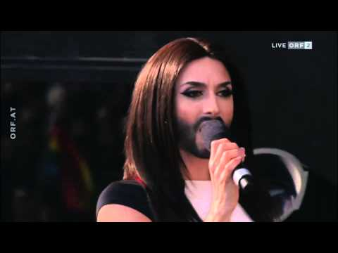 Conchita Wurst - That's What I Am (Live)