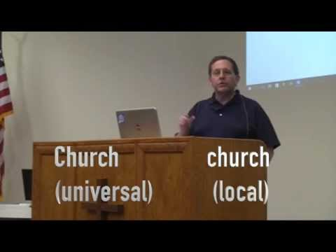 Systematic Theology #62 - Austin Bible Church