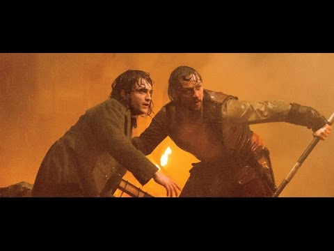 Daniel Radcliffe and James McAvoy on Victor Frankenstein, Daniel Radcliffe and James McAvoy on Victor Frankenstein - IGN Live: Comic-Con 2015