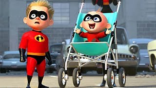 INCREDIBLES 2 Trailer # 3 (2018) Animation, Kids & Family