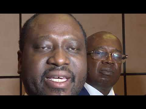 GUILLAUME SORO demande pardon à Alassane Ouattara