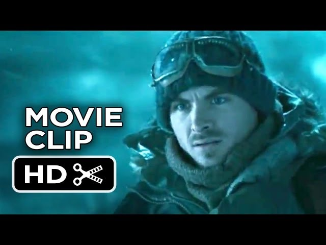 The Colony Movie CLIP - Red Blood (2013) - Laurence Fishburne, Bill Paxton Movie HD