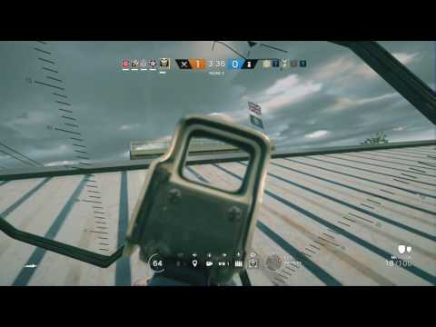 One Tap King..(R6S)-Awesomeman344 gameplay