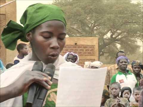 Activités Burkina Faso, Mars 2012, partie 1