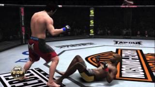 UFC Undisputed 3 Anderson Silva Vs Chael Sonnen 2012