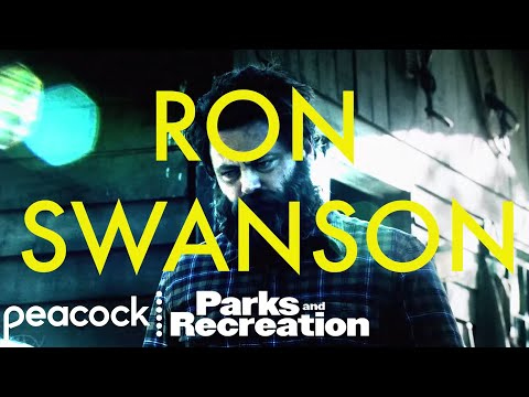 Parks and Recreation - Ron Swanson's Best Moments (Supercut)
