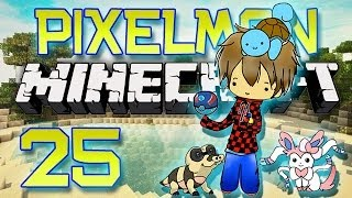 Minecraft: Pixelmon Let's Play W/Mitch! Ep. 25 FOSSIL