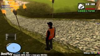 Wojna Gangów W Zagrajmy W Multi Theft Auto MTA : San