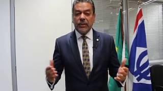 #PPAFRO - Dep. Federal Hiran Gonçalves (PP/RR)