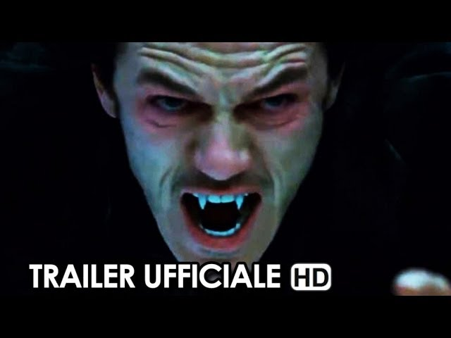 Dracula Untold Trailer Ufficiale sottotitoli in Italiano (2014) - Luke Evans Movie HD