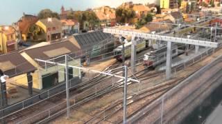 Trains Miniatures : Salon Du Modélisme RIORGES Juin 2014