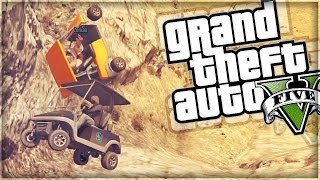 GTA 5 Funny Moments | Epic Races! (GTA V Online)