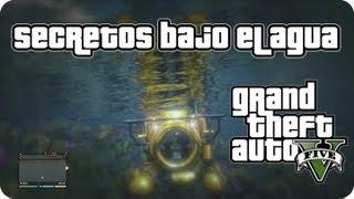Secretos Bajo El Agua GTA V