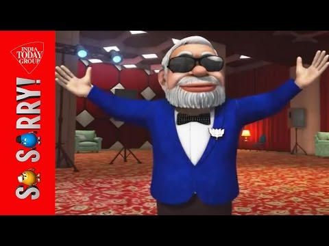 So Sorry: When Modi becomes Don