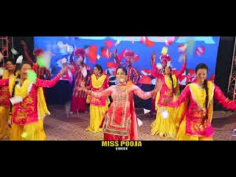 Miss Pooja - Changi Taqdeer - Live New Delhi Music Show