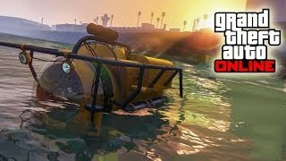 ★ GTA 5 HOW TO GET A SUBMARINE ONLINE!