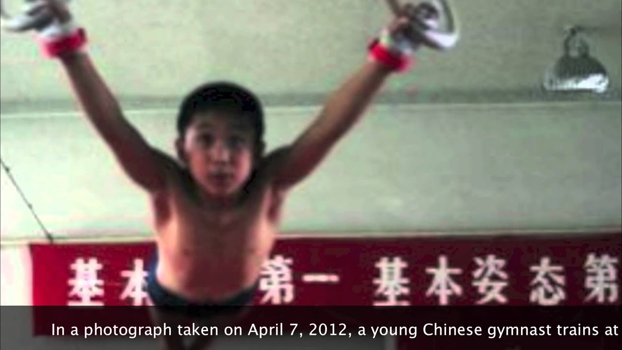 Young Chinese Gymnastics (Torture!) - YouTube