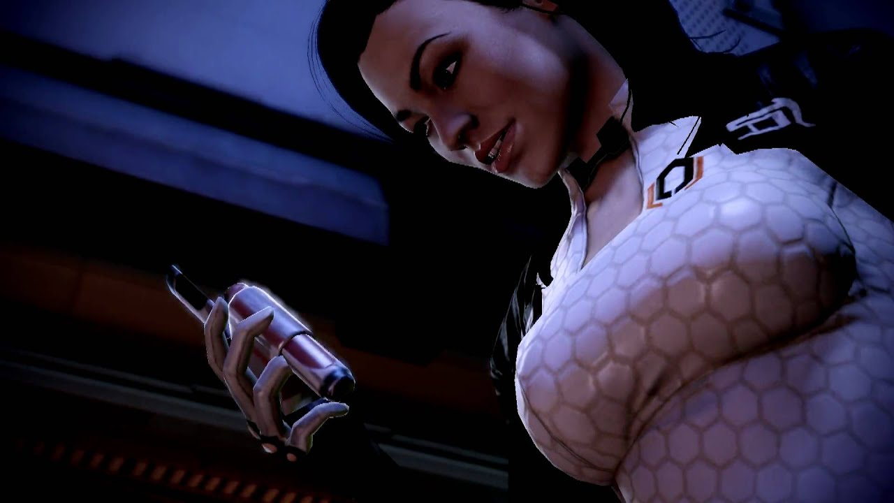 Naked miranda from mass effect nude streaming