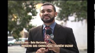 Belo-horizontina agride filho que filmou ex em momentos �ntimos; v�deo vaza na internet