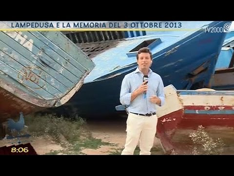 Lampedusa e la memoria del 3 ottobre 2013