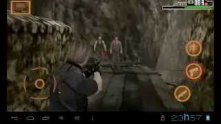 Gameplay Resident Evil 4 (Android)