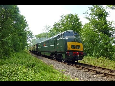 The West Somerset Railway Mixed Traction Event - 6th June 2014