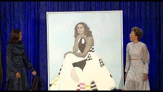 Meet Michelle Obama's portraitist Amy Sherald