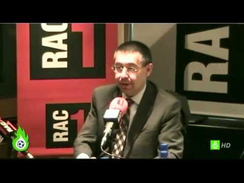 Jugones - Bartomeu, obsesionado con Madrid