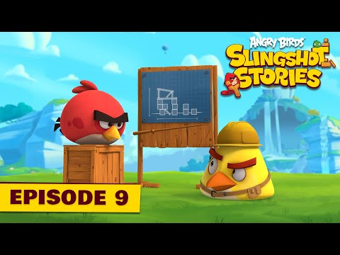 Angry Birds - Slingshot Stories - stavba