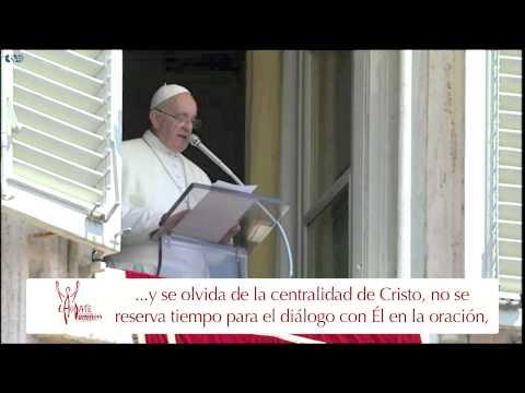 Resumen del Ángelus del 21/07/2013 HD