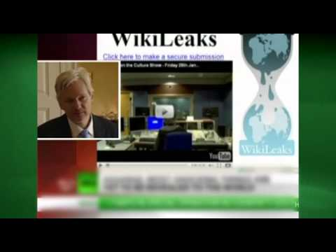 Wikileaks, Julian Assange y Anonymous -  Fernando Thompson