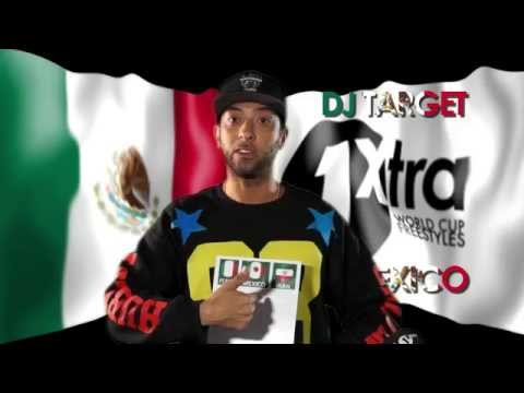 Mexico - 1Xtra World Cup Freestyles