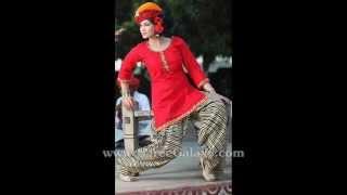 Punjabi Salwar Kameez Collection