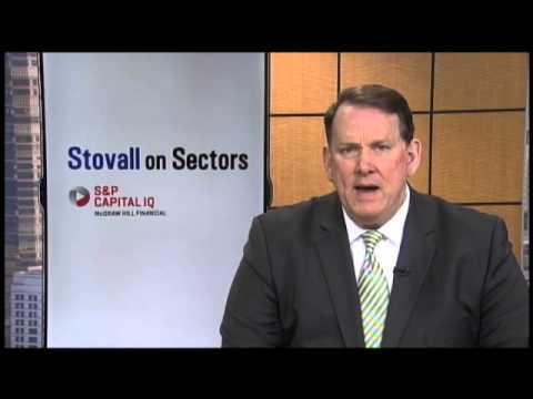 Stovall on Sectors: Fed Fallout